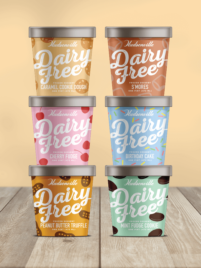 Dairy Free Collection